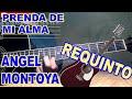 Prenda De Mi Alma - Angel Montoya / Requinto Tutorial