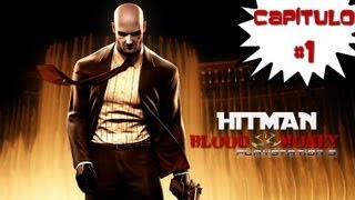 Gameplay// Hitman Blood Money HD Capítulo 1 Español