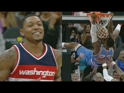Kings Blew a 15 Point Lead! John Wall and Beal Force OT! Wizards vs Kings