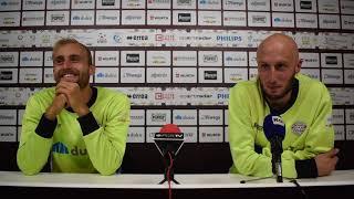 FC Südtirol - Modena 4-3: Tommaso Morosini & Fabian Tait