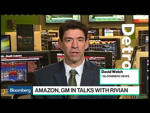 Why Amazon and GM Might Make a Bet on Electric Truckmaker Rivian