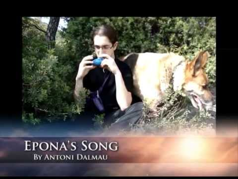 Epona's Song - Antoni D. S.