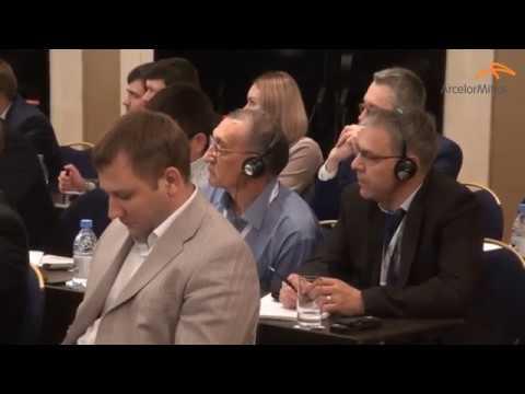 Paramjit Kahlon - CEO ArcelorMittal CIS - CIS Convention July 6-7, 2017 Astana Kazakhstan (part 6)
