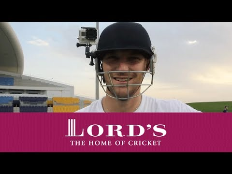 GoPro Batting - Monty Panesar & Samit Patel vs Ollie Rayner | Access All Areas