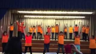 Sean's African Dance