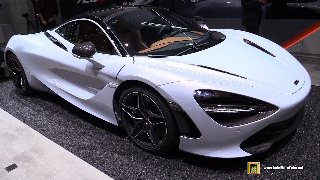 2018 mclaren cars. Modren Cars 2018 McLaren 720S  Exterior And Interior Walkaround Debut At 2017 Geneva  Motor Show Inside Mclaren Cars
