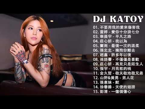 DJ Katoy Remix (中文EDM Nonstop精选) 全新獨家慢搖《不要用我的愛來傷害我 ✘ 愛你十分淚七分 ✘ 平凡之路 ✘ 我以為 ✘ 最後一次的溫柔》100首NonStop逆襲