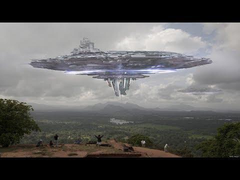 Increíble OVNI en Nevada 17/6/2017 / Universo Paranormal UFO/OVNIS 2017