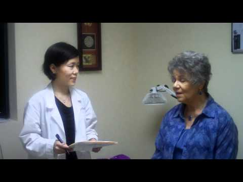 Medical Acupuncture Nutrition In Atlanta, Ga Helps Cancer Survivor With Fatigue And Knee Pain