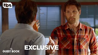 The Guest Book: Michael Cassidy [EXCLUSIVE] | TBS