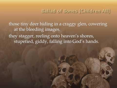 Ballad of Bones (Children All)