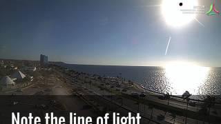 NOOO!! Nibiru and Nemesis- Sunrise and Sundown- Captured in Italy, Chile, Mexico, USA. July-12-2017