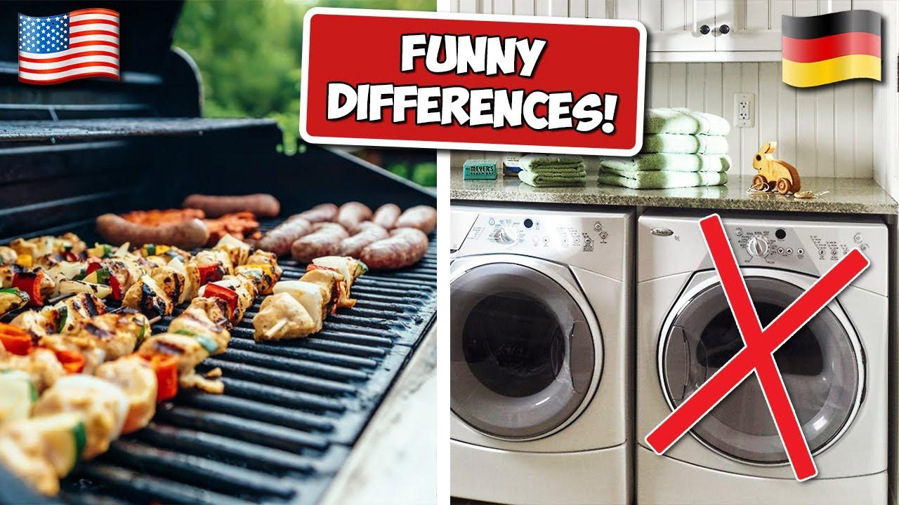 6 Random & Funny Habits in Germany!!