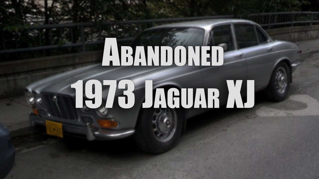 1973 Jaguar Xj6 Wiring Diagram Schematic Diagrams 1974 Tr6 Abandoned Xj Youtube Triumph