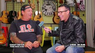 Part 1 Punk Icon Casey Royer & Eric Blair New D.I. album and PNX News