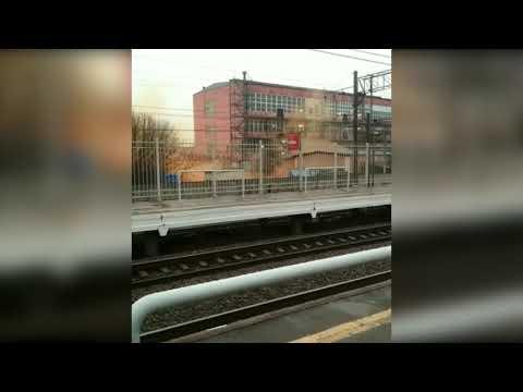 Появилось видео с места ЧП на химическом заводе в Тверской области