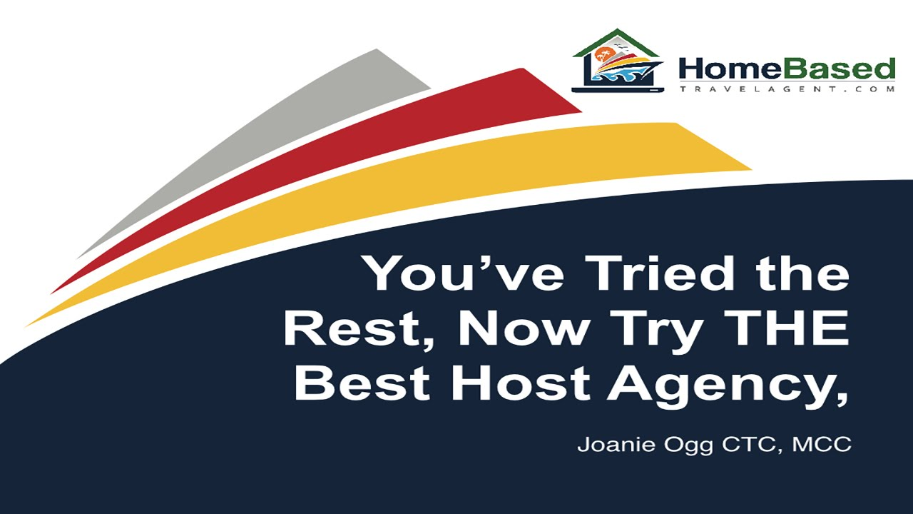 You've Tried the Rest, Now Try THE Best Host Agency