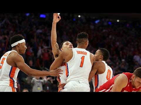 Wisconsin vs. Florida: Final Moments (Regulation/OT)