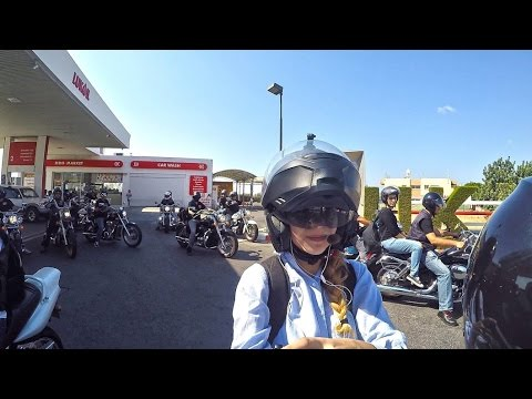 Chopper Club Cyprus, ride to Pera Pedi, Troodos Mountains, part four.