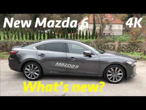 2019 Mazda 6 Ulasan Mendalam Pertama Di 4K - Paket Teratas