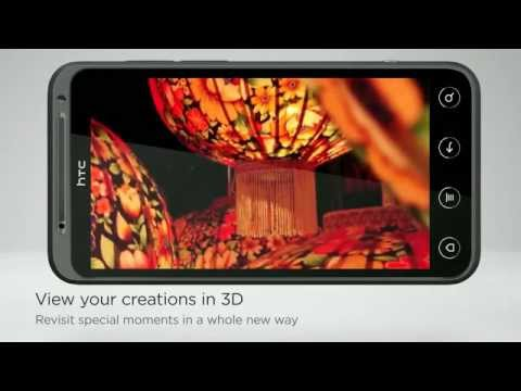 HTC EVO 3D Official Commercial