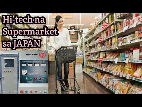 Francis leo Marcos|Mayu Murakami|napaka Hi-tech na Supermarket sa JAPAN