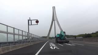 [drive japan]東海環状自動車道 愛知県 豊田JCT- 岐阜県 土岐JCT(Tokai Kanjo Expressway Aichi Toyota JCT-Gifu Toki JCT)