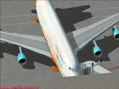 Flight Simulator X - Airport Services Demo