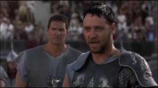 """Trailer de la película """"Gladiator"""" (2000) - Ganadora de 5 Oscars."""