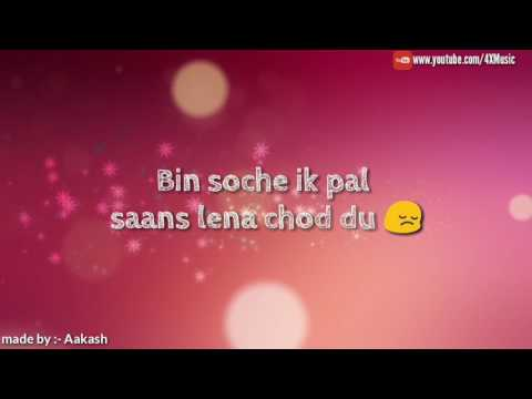 Tu Dua Hai Dua Whatsapp Status Video Heart Touching Love Song
