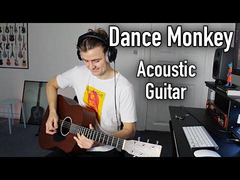 TONES AND I - DANCE MONKEY - ACOUSTIC GUITAR