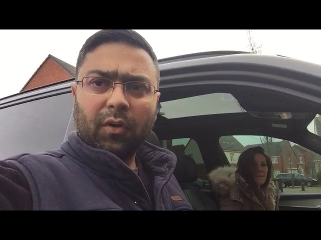 Meet the team! This is Amir he has just fitted a ghost to a X5 and is £20 better off now !