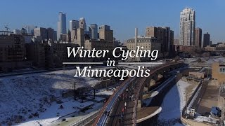 Winter Cycling in Minneapolis