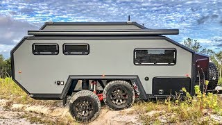 THE MOST INSANE CAMPING TRAILERS IN THE WORLD