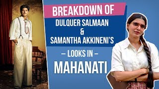 Breakdown of Samantha Akkineni & Dulquer Salmaa...
