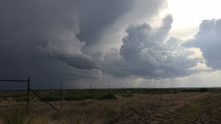 Storm Chasing the Eastern TX Panhandle Severe Thunderstorm Watch