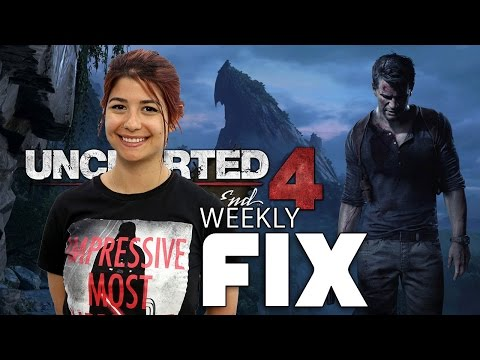 IGN Weekly Fix 149 - إصدار عرض دعائي جديد للعبة Uncharted 4