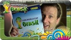 Panini Fifa World Cup Brasil 2014 Sticker Album Update