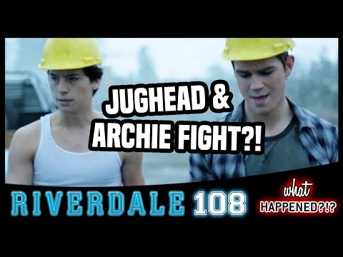 "RIVERDALE Episode 8 Recap: Jughead & Archie's ""Fight"", Alice's Secret 1x09 Promo 