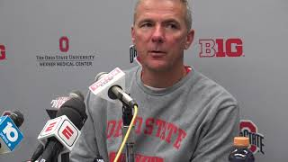 Urban Meyer: Ohio State head coach postgame — Purdue