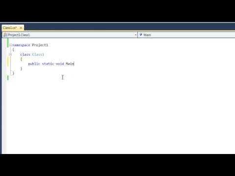 Mr1Buying   C# Svenska   2   Komma igång med Visual Studio