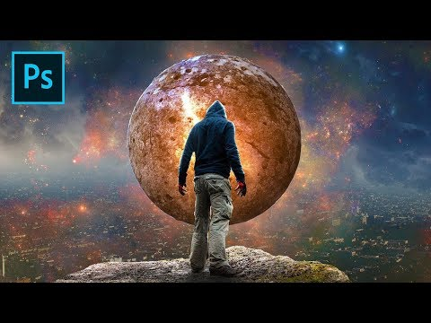 Create Fantasy Photo Manipulation - Photoshop Tutorial