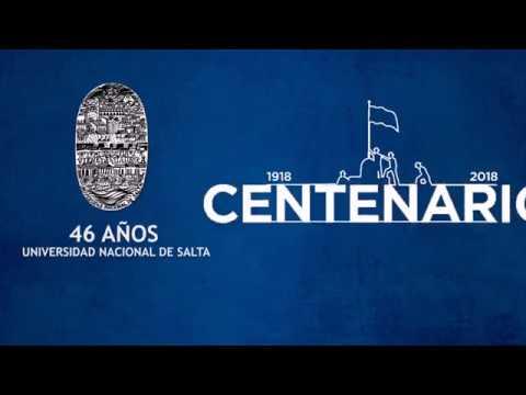 46 Años de la Universidad Nacional de Salta - 11 05 2018