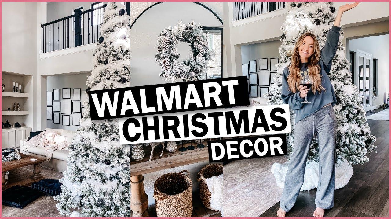 Walmart Bedroom Makeover Bedroom Decor On A Budget Youtube