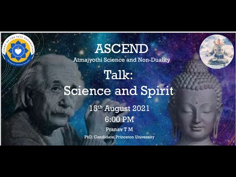 Download Talk on Science & Spirituality #selfenquiry #vicharamarg #advaita