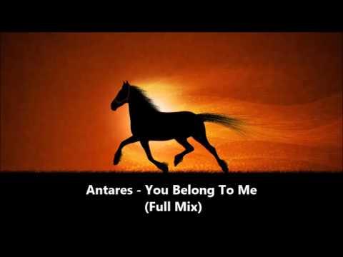 Antares - You Belong To Me (Full Mix) 1995