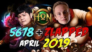 5678 and zlapped playing some hon monkey king and balphagor april 2019