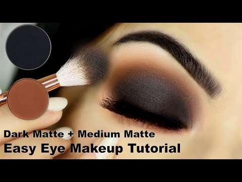 Beginners Smokey Eye Makeup Tutorial | Parts of the Eye | How To Apply Eyeshadow | TheMakeupChair thumbnail