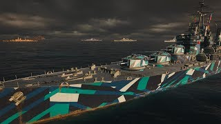 X Minotaur - RANKED 367K - World of Warships