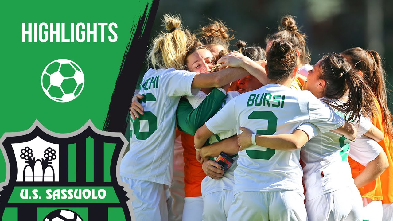 Sassuolo-Pink Bari 3-0